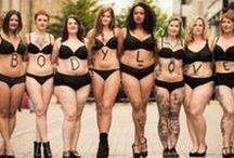 Body Love / Grandes, pequeños,altos, delgados, anchos, estrechos...¡Amemos nuestros cuerpos tal y como son! ¡Pásate al body love!
