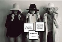 Fashion Revolution / Luchamos por la moda sostenible y democrática que todos merecemos