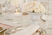 Wedding Tables & Place Settings