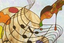 Music Art / by Kathleen Hudson