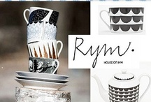 House of Rym / Porcelain.