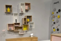 Muuto / Lamps, shelves and lots of interior design!