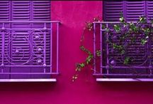 CoLoRs Of GReeCe / by Eve Rigas