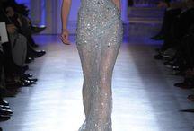 My style: Zuhair murad gowns, Elie Saab, Chanel