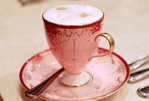 Coffee and tea and.....