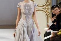 vestidos alta costura / by Liz Tantalean