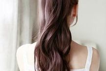 Hair Colour Inspiration ♥