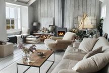 Living Room Inspiration ♡ / Providing inspiration for your living space / by Skipperwood Home
