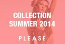 HIGH SUMMER 2014 / PLEASE fashion Scandinavia