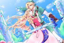 The Legend Of Zelda / by Eren Yeager