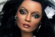 DOLLS  /  DIANA ROSS / DOLLS  DIANA ROSS