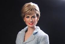 DOLLS  /  DIANA SPENCER / DOLLS  DIANA SPENCER