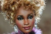 DOLLS  /  WHITNEY HOUSTON / DOLLS  WHITNEY HOUSTON