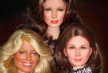 DOLLS  /  CHARLIE'S  ANGELS / DOLLS  CHARLIE'S  ANGELS