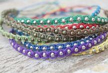 ALL BRACELETS / bracelet, bracelets, pulsera, armbandjes, armband, bransoletki, makrama, macrame bracelet, macrame, diy, hand made, strings bracelets