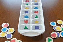 Preschool kids: activities & learning