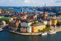 Stockholm - Švédsko