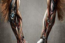 tattoo bionic