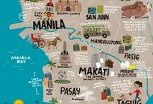 Manila - Philippines / There is just so much to see and do in Manila!