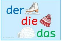 DaZ in der Grundschule / Ideen und Material für den DaZ Unterricht in der Grundschule (Deutsch als Zweitsprache)