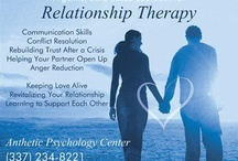 What we do! / Anthetic Psychology Services / by Anthetic Therapy