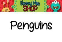 Penguins / Ideas for a penguin unit