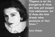 F A S H I O N @ Chanel