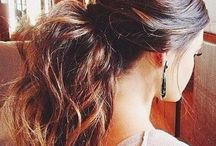 Hair and tutorials