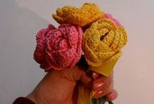 Things I've made with yarn / I loooove crochet!