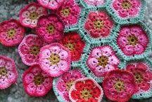 Crochet goodies  / Lovely inspiration!