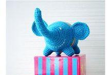 Crochet -kids stuff / A bunch of free patterns
