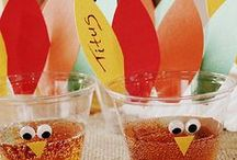 Thanksgiving / Fun Thanksgiving Ideas