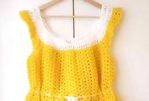 Crochet -Womens clothing