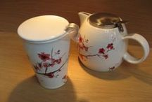 Mugs, cups and pots