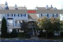 8209 Crossbrook Ct, #201, Lorton, VA 22079 / 2 Bed Condo in Gunston Corner with a Marble Gas Fireplace, high ceilings, and large balcony. Located minutes from shopping and metro.  Perfect location! FOR SALE - $199,000