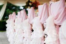 Pink Wedding Decors