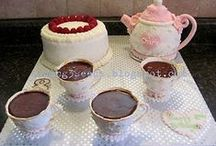 Tea Party / by Diane Osgood