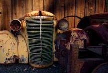 Vintage Tools and Rustic Americana / Vintage Tools and Rustic Americana