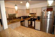 Kitchens of Distinction / A kitchen that shows well and has the latest updates add value to your home. Looking to sell your home? Contact us at SellMyHomeNOVA.com or info@ajteamrealty.com