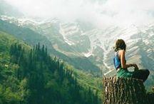 Nature / Adventure / Healing