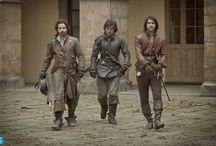 Musketeers / Bbc musketeers