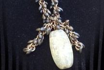 Jewellery by local artists