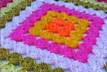 Crochet -free patterns/stitches