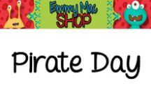 Pirate Day / Ideas for International Pirate Day!