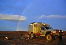 Expedition Adventure Mobiles / Expedition Adventure Mobiles cool and funky RVs and offroad expedition vehicles camper overlanding van 4x4 caravan