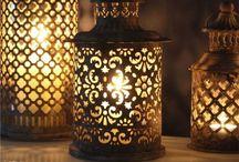 Lanterns & Bird cages