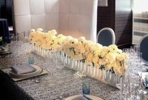 I D @ Decor | centerpiece | Flower Arrangment