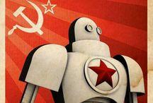 Propaganda Poster CCCP / CCCP