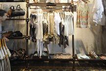 Visual merchandising, Cafés, Shops