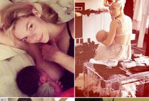 Celebrity Moms / celeb moms we love